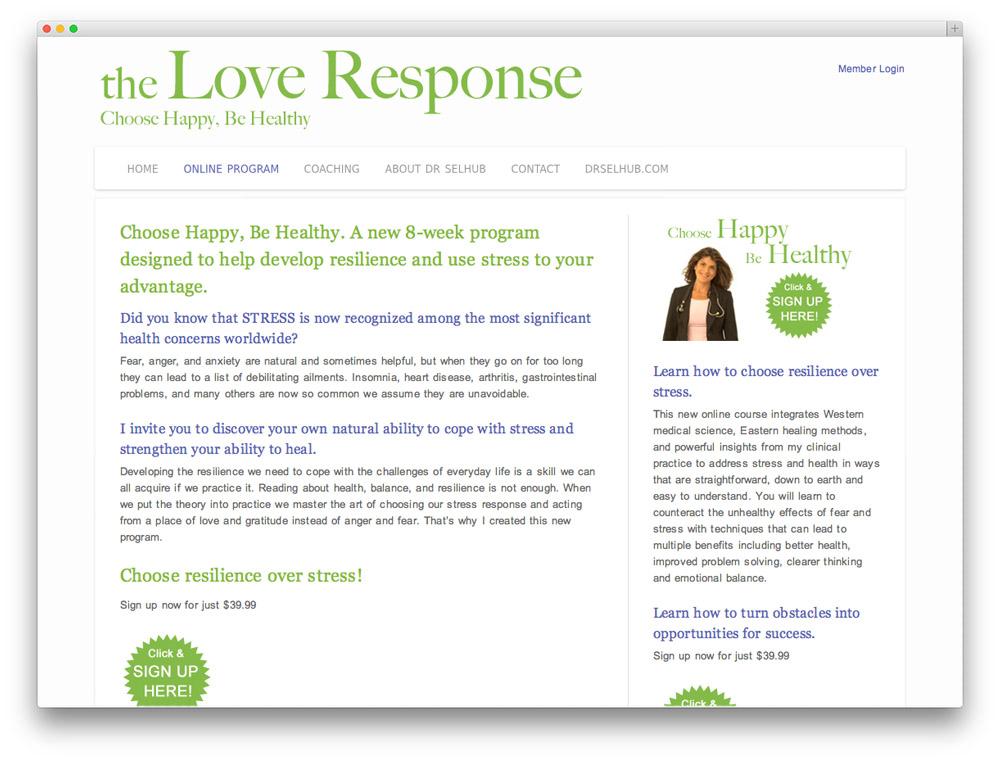 love response home