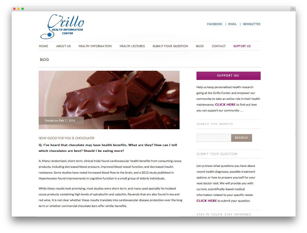 grillo blog