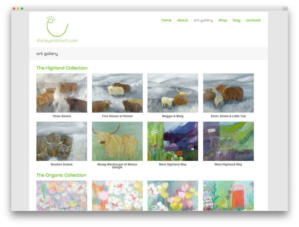 shirley gallery